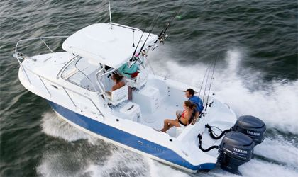 2009 Atlantic 245 WA