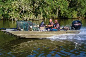 2015 Tracker Boats GRIZZLY 1860 MVX SC