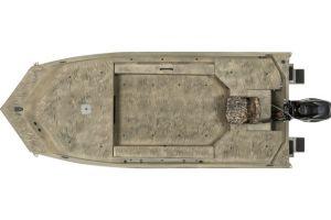 2015 Tracker Boats GRIZZLY 1654 MVX SPORTSMAN