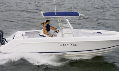 2011 Donzi 29 ZF OPEN