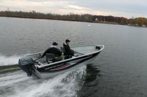 2016 American Angler 160 PRO LODGE