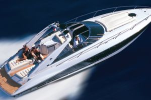 2010 Sunseeker SUPERHAWK 43 Buyers Guide Photo