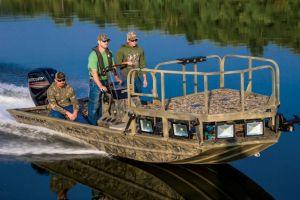 2015 Tracker Boats GRIZZLY 1860 MVX CC SPORTSMAN