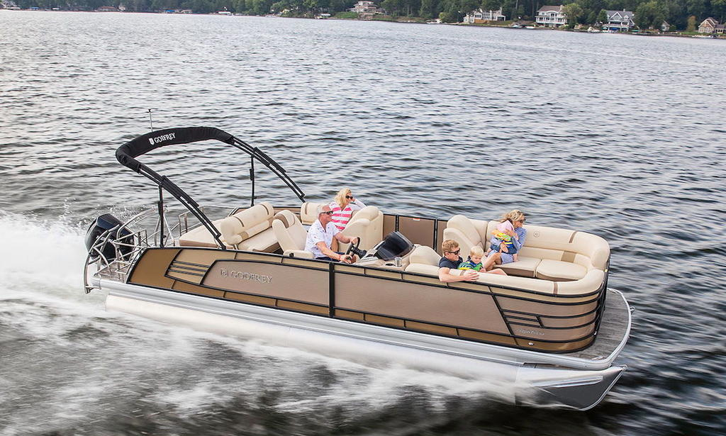 2020 Godfrey Pontoon AP 235 DFL