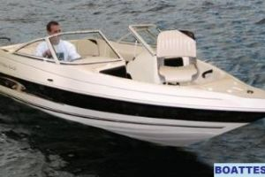 2008 Cutter XLE 181 MASTER FISH & SKI