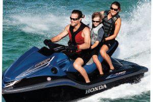 2010 Honda PWC AquaTrax F15X GPScape