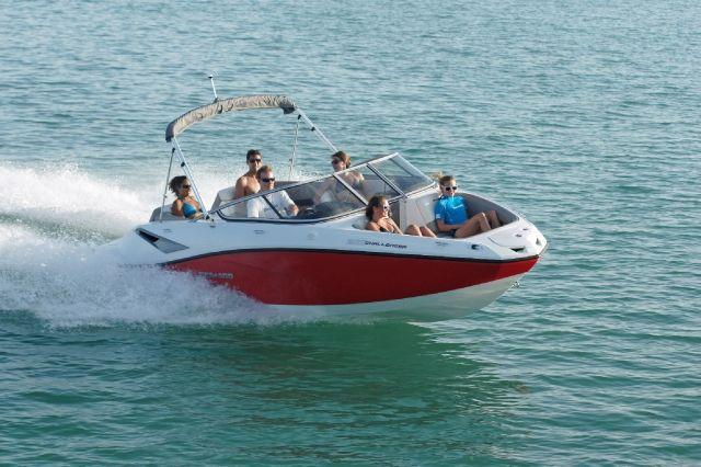 2012 Sea Doo Sportboat 210 Challenger S
