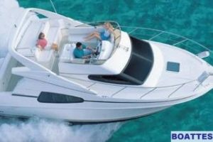 2008 Silverton 330 SPORT BRIDGE