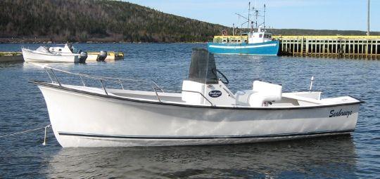 2015 Seabreeze 19 CENTER CONSOLE