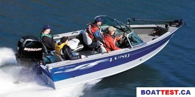 2009 Lund 1750 FISHERMAN Buyers Guide 5000 | Boat Buyers Guide