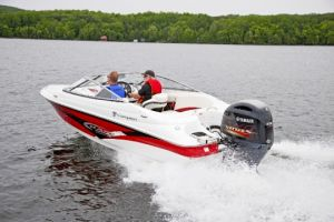 2014 Campion Chase 530 OB Boat Test Photo