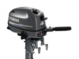 Yamaha Outboards F4 Buyers Guide Photo