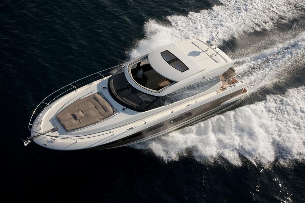 2020 Prestige Yachts 500 S