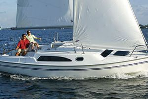 2011 Catalina Yachts 250MKII Water Ballast