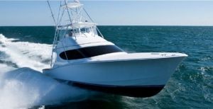 2013 Hatteras GT54 Buyers Guide Photo