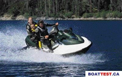 2002 Sea Doo PWC GTX DI Boat Test & Review 134 | Boat Tests