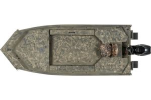 2015 Tracker Boats GRIZZLY 1548 MVX SPORTSMAN
