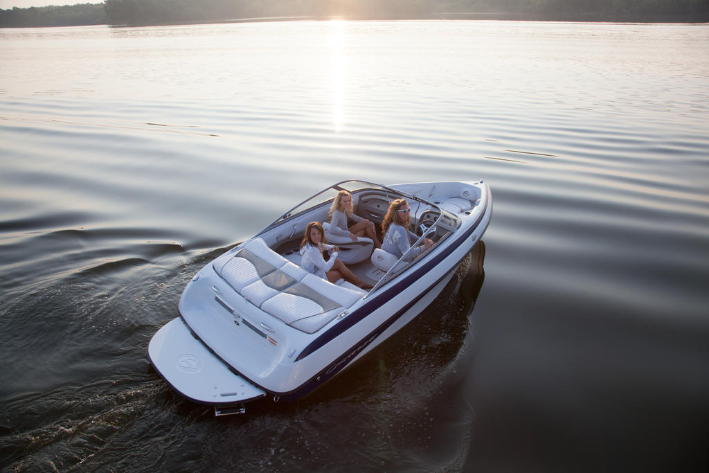 2019 Crownline 18 SS