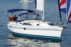 2011 Catalina Yachts Cruiser Series 355