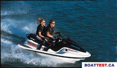 2004 Polaris Polaris MSX 150 Boat Test & Review 246 | Boat Tests