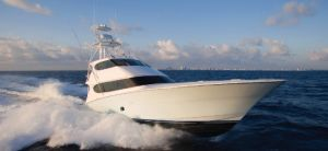 2013 Hatteras 77C Buyers Guide Photo