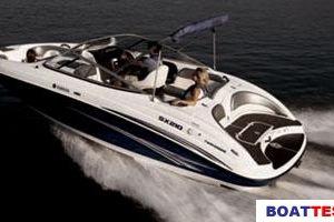 2009 Yamaha Sportboat SX 210
