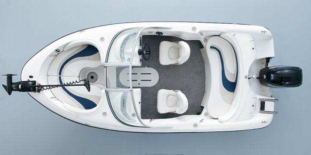2010 Vectra V172 OB FISH-N-SKI