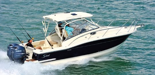 2013 Scout 262 ABACO