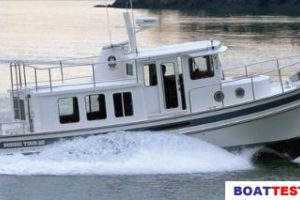 2009 Nordic Tugs NT-32 Buyers Guide Photo