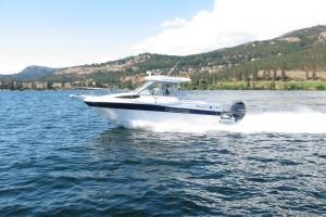 2011 Campion Explorer 682b SC Boat Test Photo