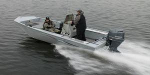 2016 American Angler 1866 PRO SPORTSMAN
