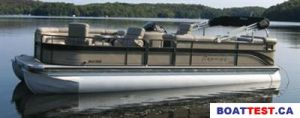 2009 Premier Pontoons Intrigue 250 PTX