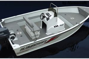 2010 Alumacraft Navigator 175 CC