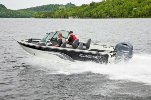 2014 Alumacraft Trophy 205 LT