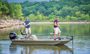 2020 Tracker Boats GRIZZLY 1648 SC