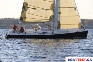 2009 J Boats J 124