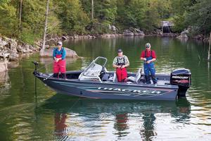 2018 Tracker Boats TARGA V-19 WT