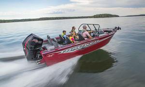 2020 Tracker Boats TARGA V-18 COMBO