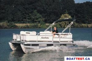 2001 Sweetwater Challenger 160