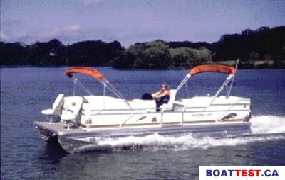 2001 Southland 2400 Boat Test & Review 78 | Boat Tests