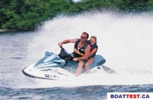 2001 Sea Doo PWC GTX DI