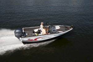 2014 Smoker Craft Ultima 172 Boat Test Photo