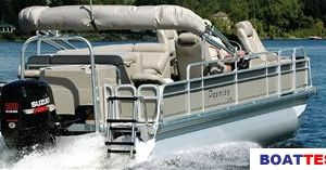 2007 Premier Pontoons Cast-A-Way 231