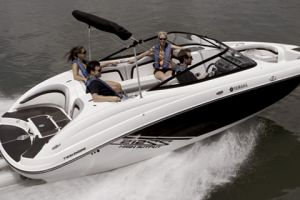 2010 Yamaha Sportboat 212SS