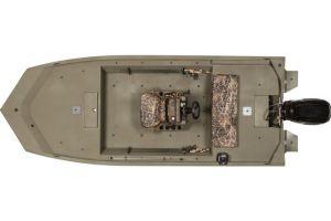 2015 Tracker Boats GRIZZLY 1860 MVX CC