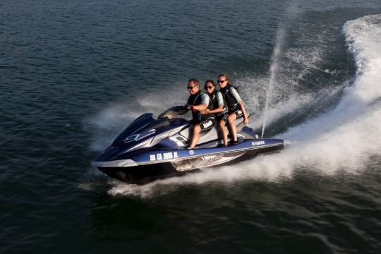 2012 yamaha pwc waverunner fx cruiser sho boat test for 2012 yamaha waverunner
