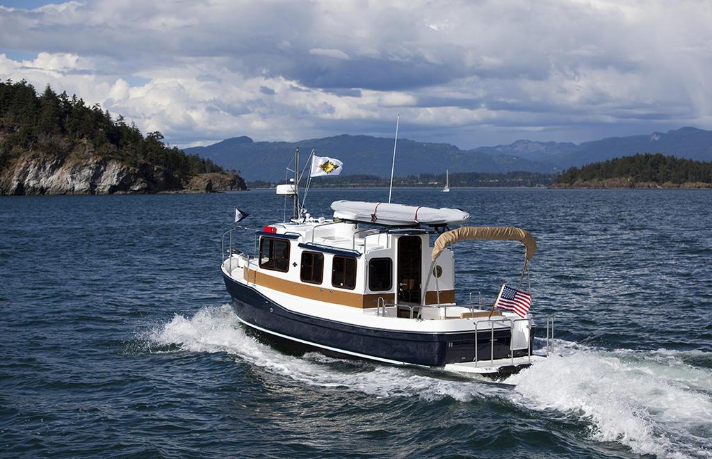 2019 Ranger Tugs R 27 OB
