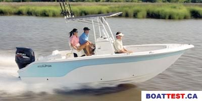 2009 Sea Fox 216CC