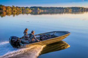 2018 Tracker Boats GRIZZLY 1860 JON