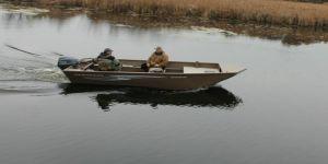 2016 American Angler 1866 SPORTSMAN